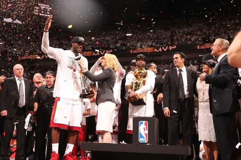 Miami üst üste 2.kez şampiyon