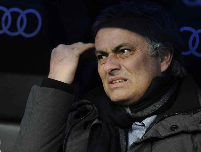 Mourinho oyuncularını eleştirdi