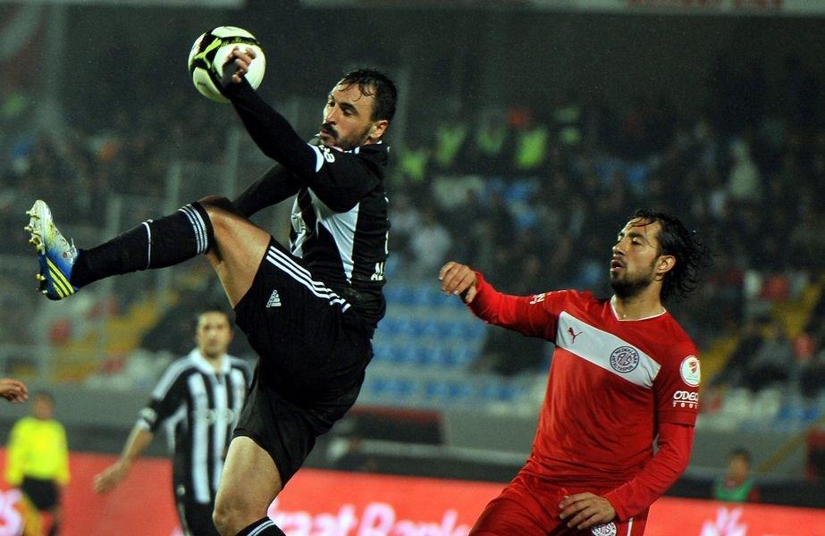 MP Antalyaspor - Beşiktaş