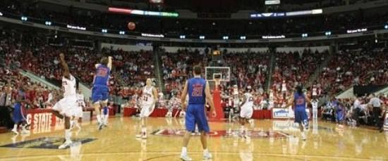 Mucize basket maç kazandırdı