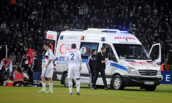 Mustafa Pektemek hastanelik oldu