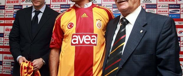 Mustafa Sarp, resmen Galatasaray'da