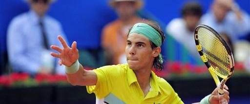 Nadal Barcelona'da yarı finalde
