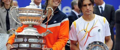 Nadal hız kesmiyor