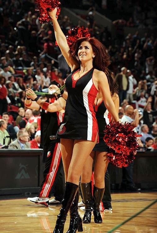 NBA Playoff Dancers