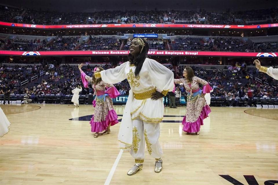 NBA'de Çiftetelli şov