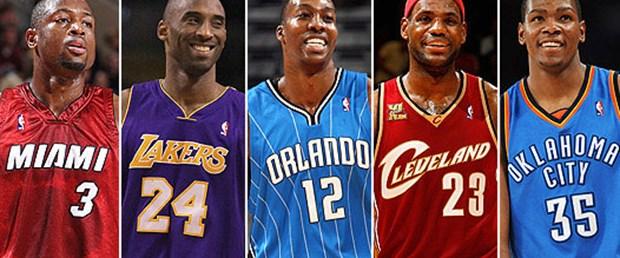 NBA'in en iyi 5'i açıklandı