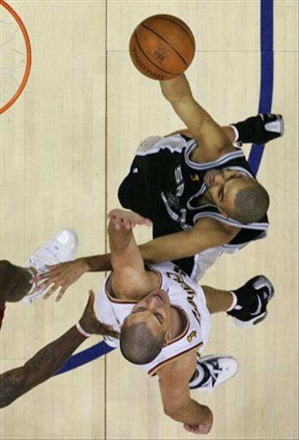 NBA'in yıldızı