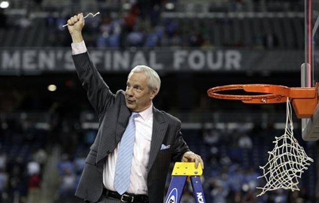 NCAA'de şampiyon North Carolina