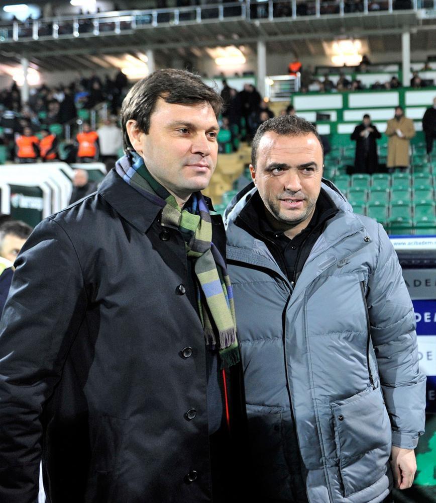 Nefesleri kesen maç Bursaspor'un