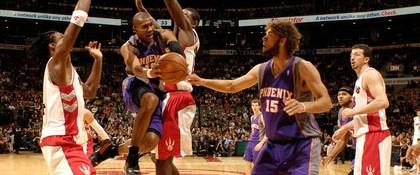 Nets rekoru egale etti, Suns güneş açtı