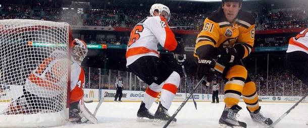 NHL'de 'Kış Klasiği' Boston'ın
