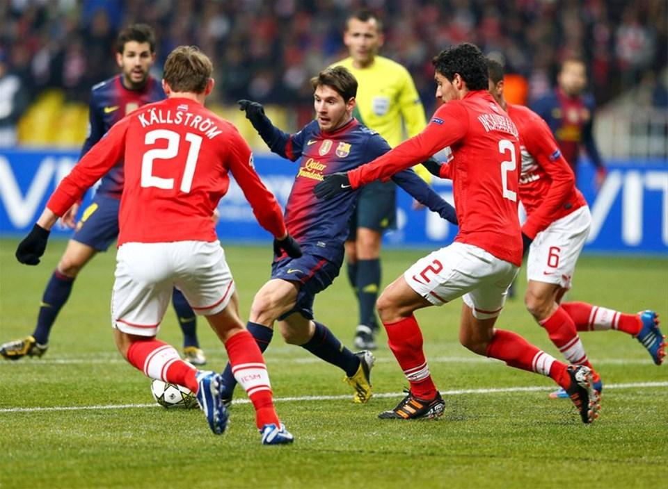 Nistelrooy tamam sıra Müller'de