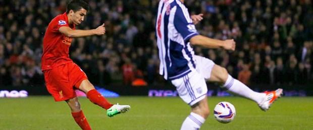 Nuri attı, Liverpool turladı