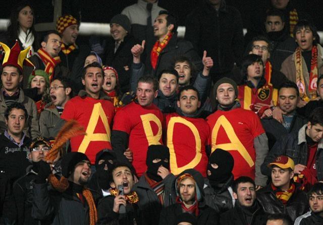 Oftaşspor-Galatasaray maçından kareler