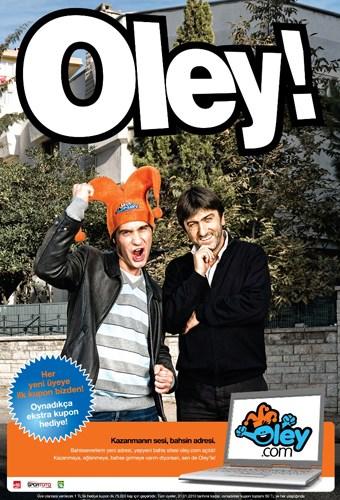 Rıdvan, www.oley.com 'da