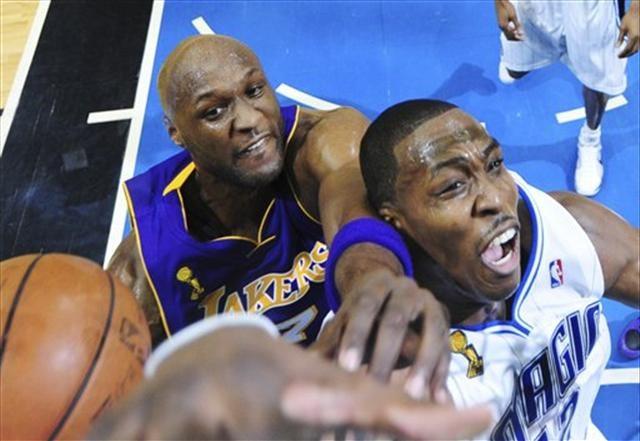 Orlando Magic: 108 - LA Lakers: 104