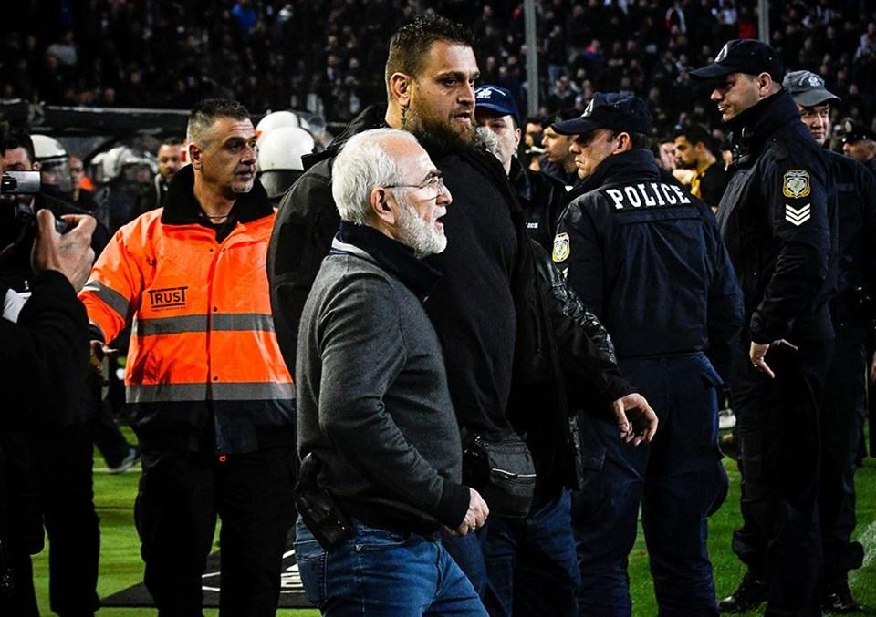 PAOK - AEK maçı