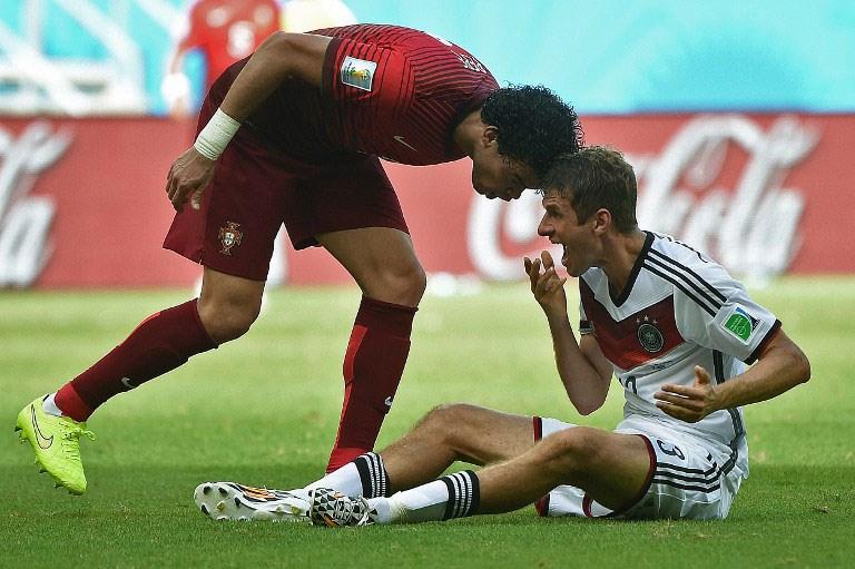Portekiz'i Müller yıktı