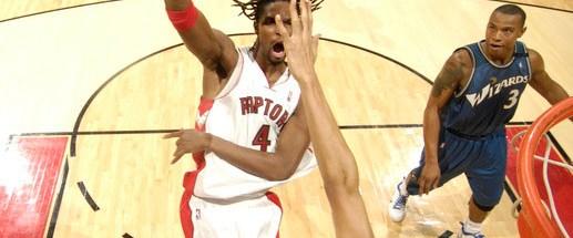 Raptors'a bir darbe de Wizards'dan: 102-106