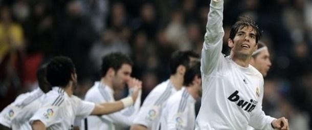 Real Madrid gole boğdu