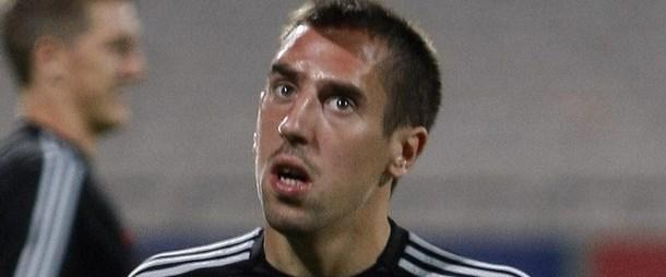 Ribery'den Madrid yalanlaması