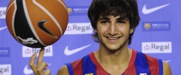 Ricky Rubio Barcelona'da