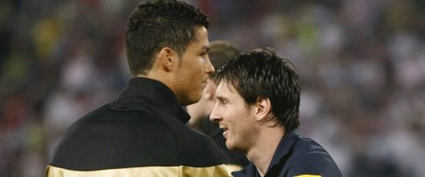Ronaldo'dan Messi esprisi