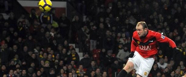 Rooney'e göre en iyi Messi