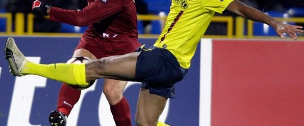 Rubin Barca'ya geçit vermedi: 0-0