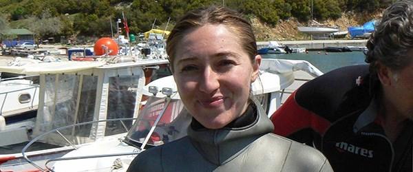 Dalışçı Şahika Encümen dünya ikincisi oldu