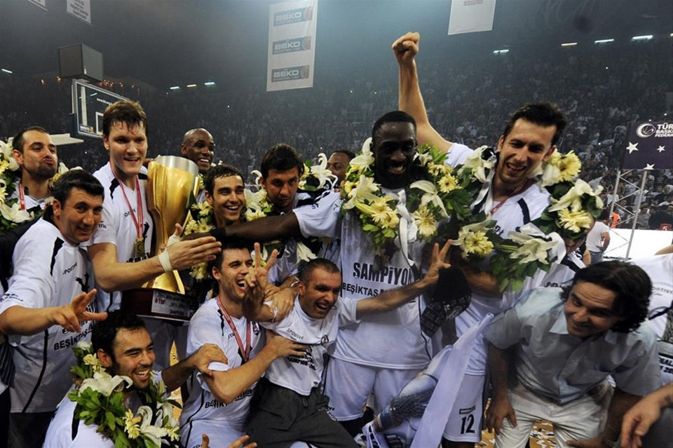 Şampiyon Beşiktaş Milangaz