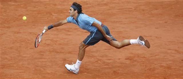 Şampiyon Federer