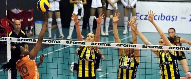 Şampiyon Fenerbahçe Acıbadem