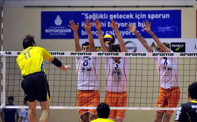 Şampiyon İstanbul Büyükşehir Belediyesi