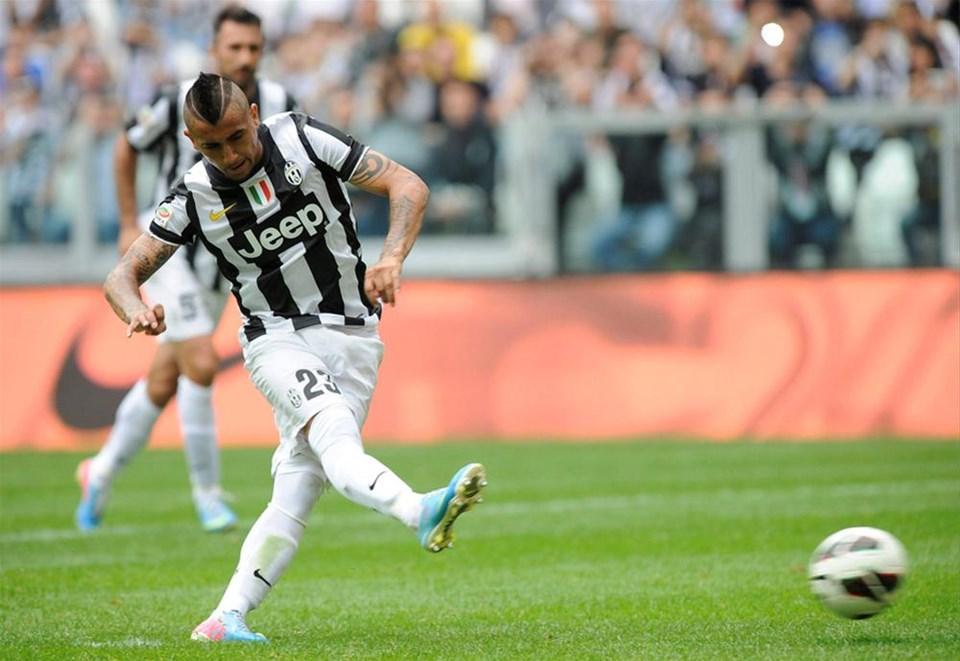 Şampiyon Juventus