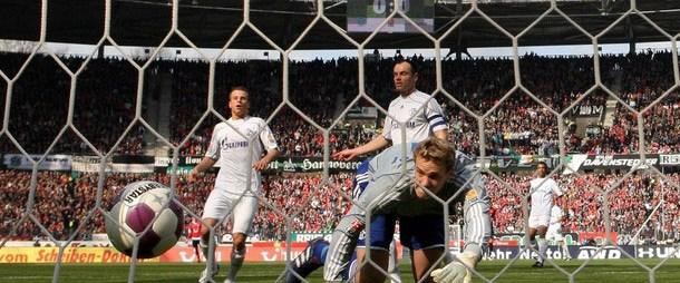 Schalke'ye Hannover şoku!