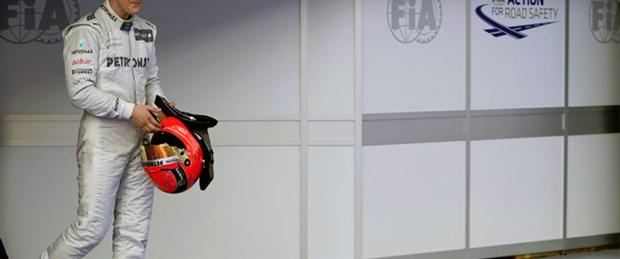 'Schumacher'in durumunda değişiklik yok'
