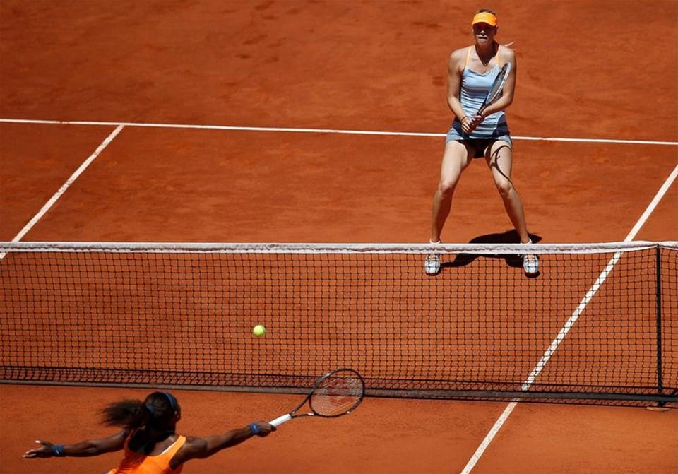 Serena 50 yaptı