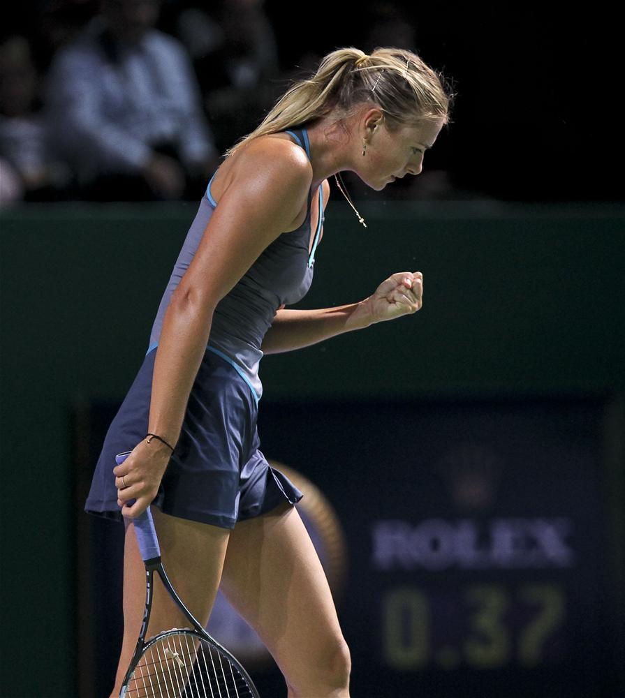 Sharapova kötü başladı