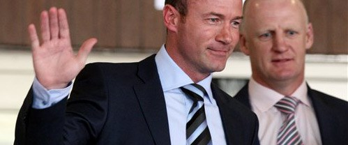 Shearer resmen Newcastle'da