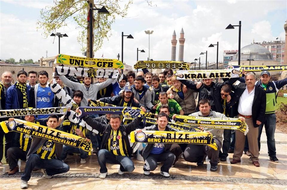 Sivas Bağdat Caddesi gibi!