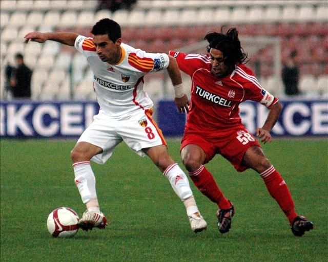 Sivasspor: 2 - Kayserispor: 4