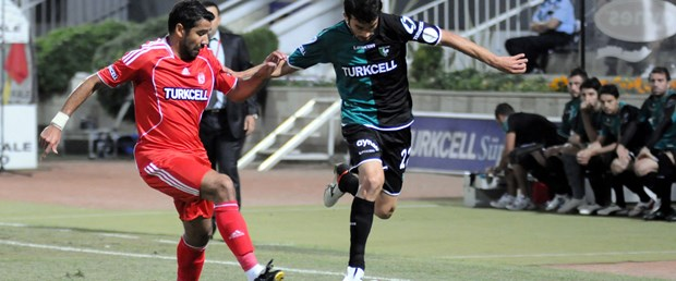 Sivasspor Avrupa'ya veda etti: 2-0