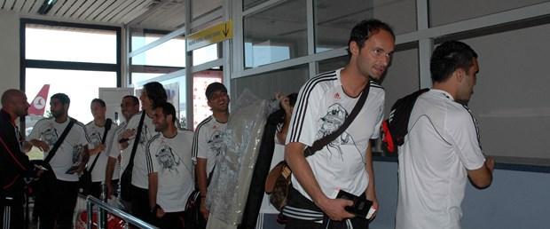 Sivasspor kafilesi Belçika'ya gitti