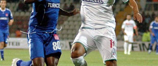 Sivasspor tepetaklak: 0-2