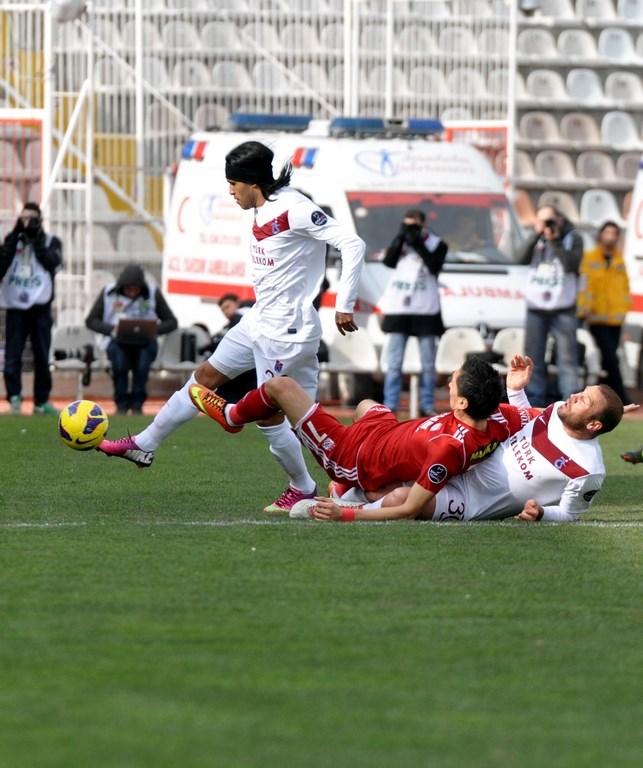 Sivasspor-Trabzonspor