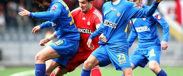 Sivasspor'a başkent yaradı: 0-2
