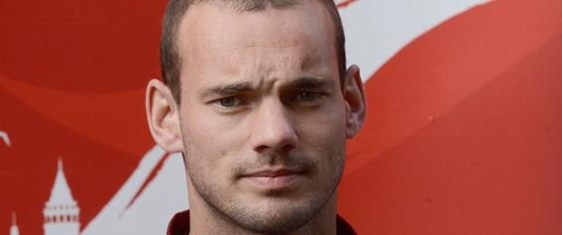 Sneijder Antep'te yok