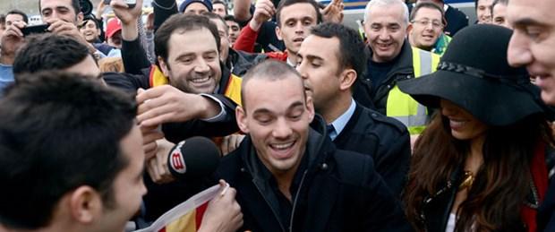 Sneijder: Başarıya açım